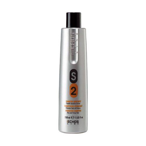 شامپو آبرسان موهای خشک S2 کوچک اچ اس لاین