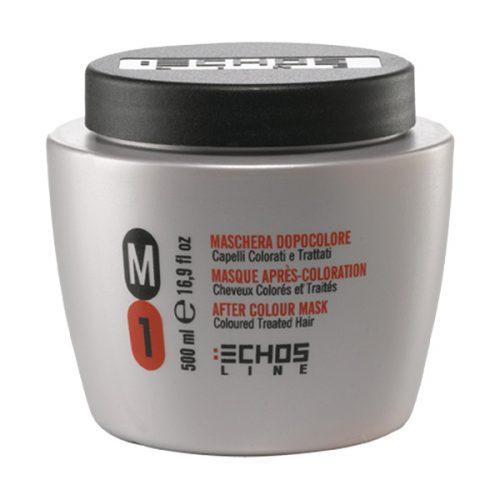 ماسک ترمیم کننده موهای رنگ شده M1 کوچک اچ اس لاین
