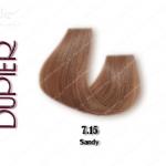 رنگ موی دوپیر شنی صحرایی شماره 7.15