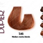 رنگ موی دوپیر بلوند فندقی متوسط 7.65