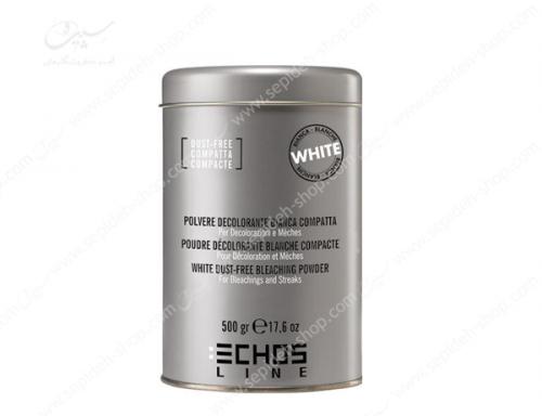 پودر دکلره سفید و بدون غبار اچ اس لاین
