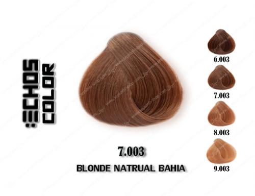 رنگ مو اچ اس لاین باهایا طبیعی 7.003