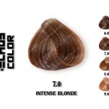 رنگ مو اچ اس لاین طبیعی 7.0