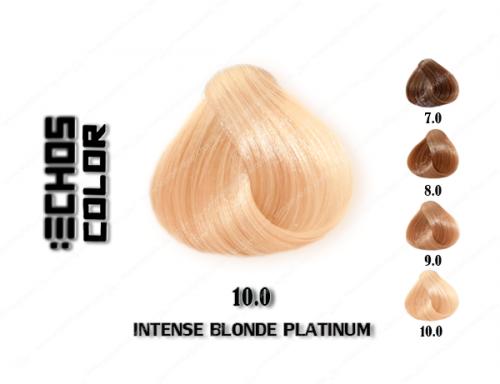 رنگ مو اچ اس لاین طبیعی پلاتینی 10.0