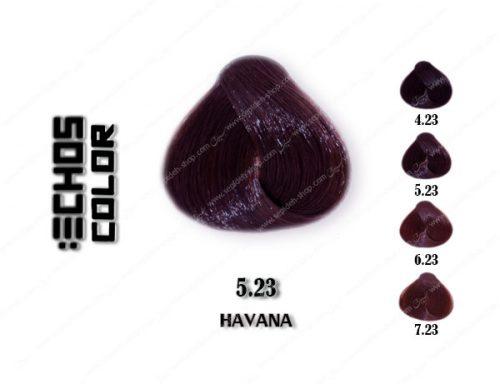 رنگ مو اچ اس لاین هاوانا 5.23