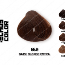 رنگ مو اچ اس لاین طبیعی شدید تیره 66.0