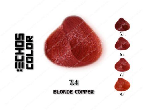 رنگ مو اچ اس لاین بلوند مسی 7.4