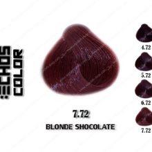 رنگ مو اچ اس لاین بلوند شکلاتی 7.72