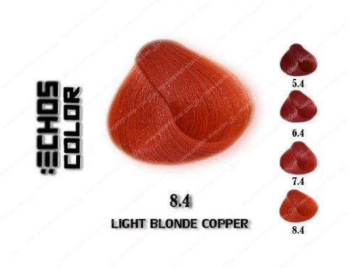 رنگ مو م اچ اس لاین بلوند مسی روشن 8.4