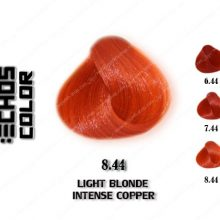 رنگ اچ اس لاین بلوند مسی روشن قوی 8.44