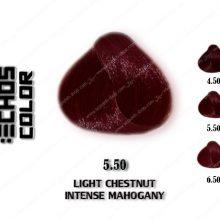 رنگ اچ اس لاین ماهگونی قوی روشن 5.50