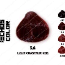 رنگ اچ اس لاین شاه بلوطی قرمز روشن 5.6