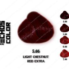 رنگ اچ اس لاین بلوطی قرمز تند روشن 5.66