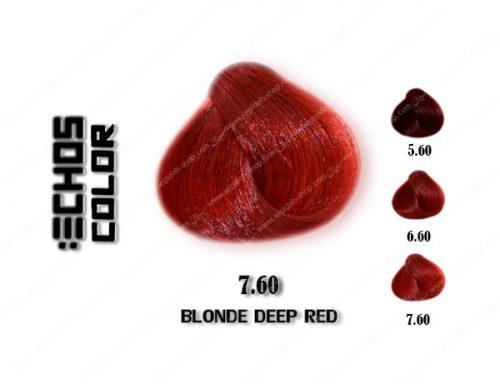 رنگ اچ اس لاین بلوند قرمز عمیق تیره 6.60