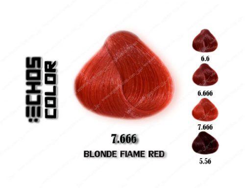 رنگ اچ اس لاین بلوند قرمز تند 7.666