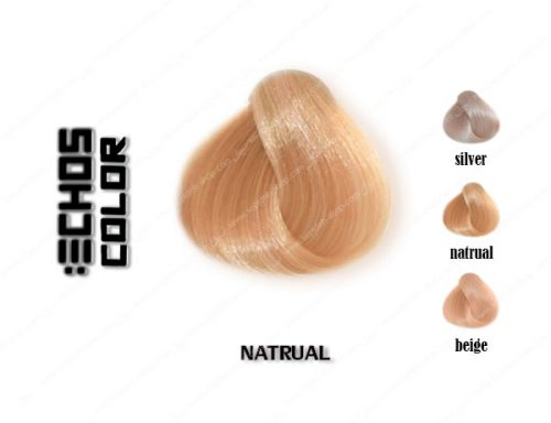 رنگ مو اچ اس لاین تونر طبیعی