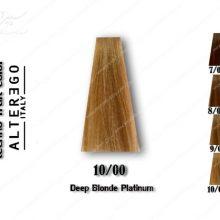 رنگ مو تکنو بلوند پلاتینه عمیق 10.00