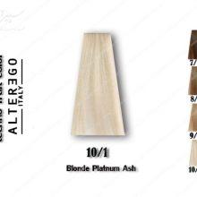 رنگ مو تکنو بلوند خاکستری پلاتینی 10.1