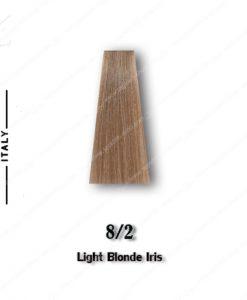 رنگ مو تکنو مرواریدی روشن 8.2
