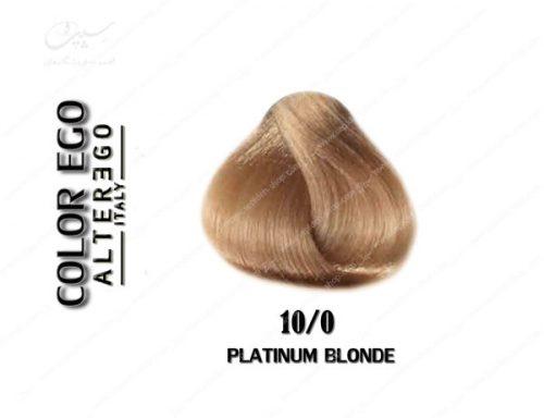 رنگ مو کالراگو بلوند پلاتینی طبیعی 10.0