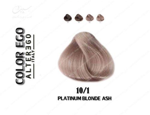 رنگ مو کالراگو بلوند پلاتینی خاکستری 10.1 مو کالراگو بلوند پلاتینی خاکستری 10.1