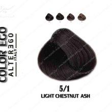 رنگ مو کالراگو بلوطی خاکستری روشن 5.1