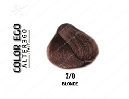 رنگ مو کالراگو بلوند طبیعی 7.0
