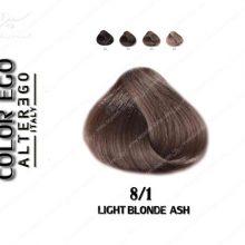 رنگ مو کالراگو بلوند خاکستری روشن 8.1 (کپی)