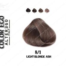 رنگ مو کالراگو بلوند خاکستری روشن 8.1