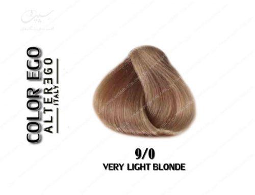 رنگ مو کالراگو بلوند طبیعی خیلی روشن 9.0