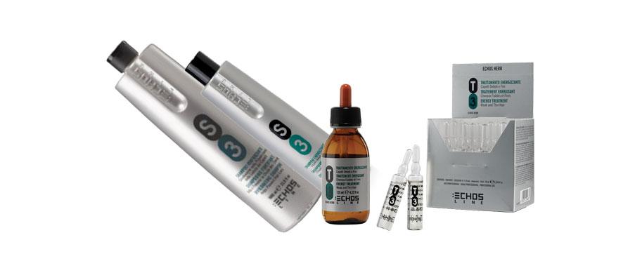 محصولات ضد ریزش مو اچ اس لاین