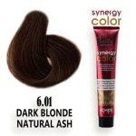 رنگ مو فاقد آمونیاک دودی طبیعی تیره 6.01 اچ اس لاین